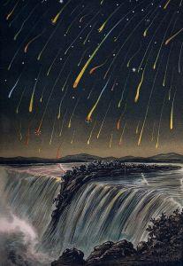 Leonid Meteor Storm 1833